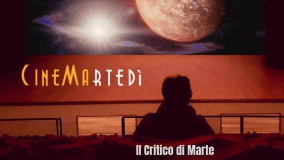 IL CRITICO DI MARTE | Diamantino 21/01/20