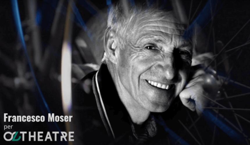 Francesco Moser: videoclip con dichiarazione sullo spettacolo